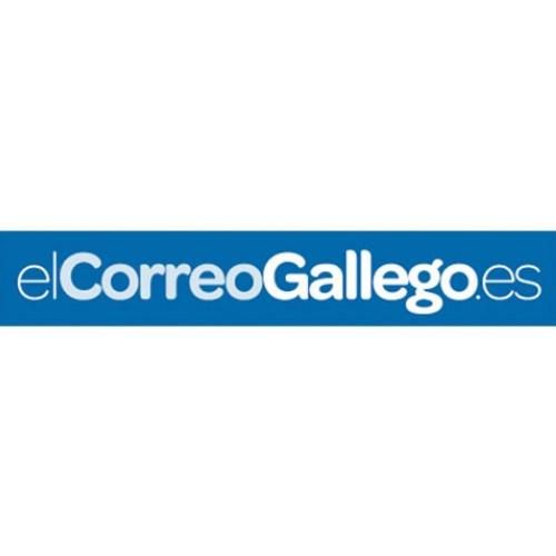 Artículo sobre Guadalupe Gómez en el correo gallego